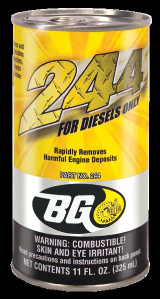 Присадка в топливо дизельного двигателя BG 244