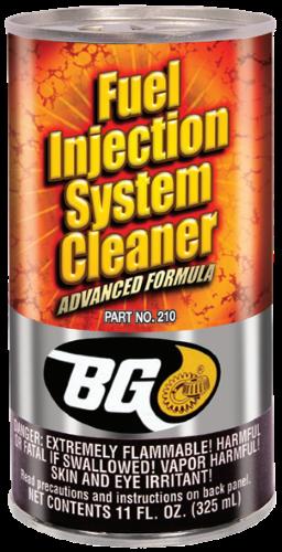 Очиститель инжекторов BG 210