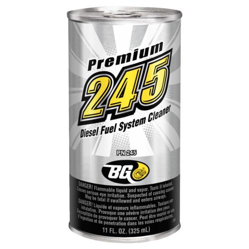 Премиум очиститель топливной системы дизель BG 245