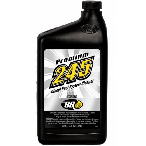 Премиум очиститель топливной системы дизель BG 24532